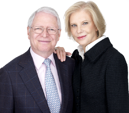 Jan and Marcia Vilcek Cofounders, The Vilcek Foundation