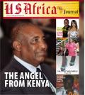 Dr. Said on USAJ Cover
