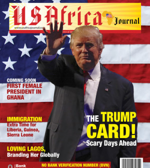 USAfrica Journal Cover