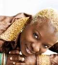 Angelique Kidjo will bring her Grammy-award-winning singing to Cranston's Park Theatre on Friday, February 22.
