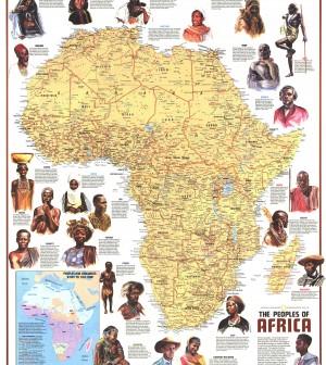 Speak Africa Speak USAfrica Journal - African language map